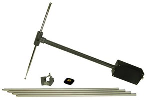 FCC-1 Tuned Dipole Antenna - 25 MHz - 70 MHz